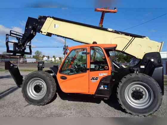 USED 2021 JLG 1255 Telehandler Bristol, Pennsylvania