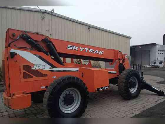 USED 2011 Skytrak 10054 Telehandler Bristol, Pennsylvania