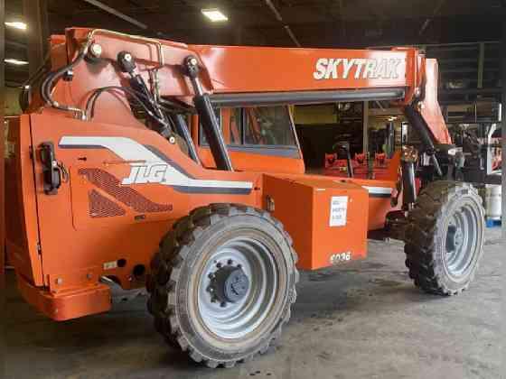 USED 2015 Skytrak 6036 Telehandler Bristol, Pennsylvania