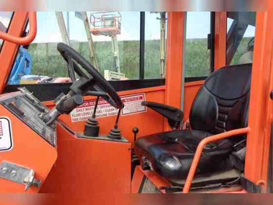 USED 2014 Skytrak 10054 Telehandler Bristol, Pennsylvania