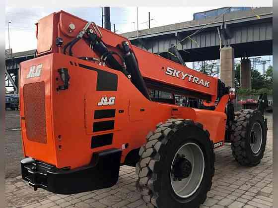 USED 2019 Skytrak 10054 Telehandler Bristol, Pennsylvania
