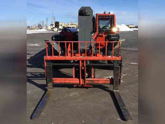 USED 2019 SkyJack SJ1256 THS Telehandler Bristol, Pennsylvania
