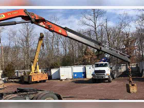 USED 2001 PALFINGER PK11001 Crane Philadelphia