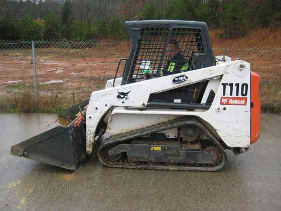 USED 2013 BOBCAT T110 Track Loader Chattanooga