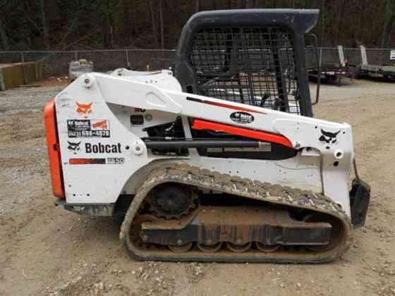 USED 2016 BOBCAT T550 Track Loader Chattanooga