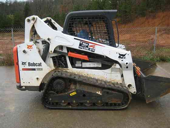 USED 2015 BOBCAT T590iT4 Track Loader Chattanooga