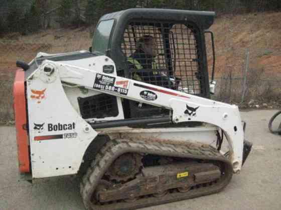 USED 2016 BOBCAT T450 Track Loader Chattanooga