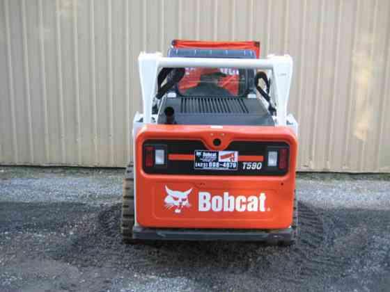 USED 2015 BOBCAT T590 Track Loader Chattanooga
