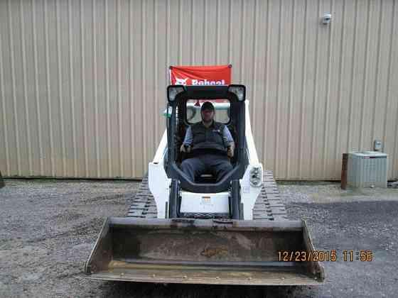 USED 2014 BOBCAT T650 Track Loader Chattanooga