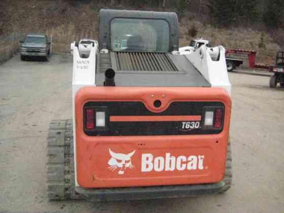 USED 2016 BOBCAT T630 Track Loader Chattanooga