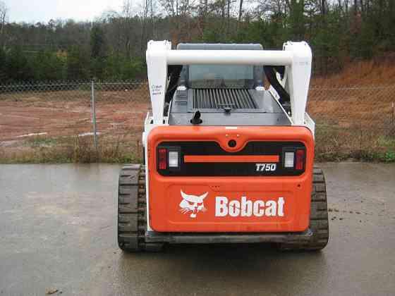 USED 2015 BOBCAT T750 Track Loader Chattanooga
