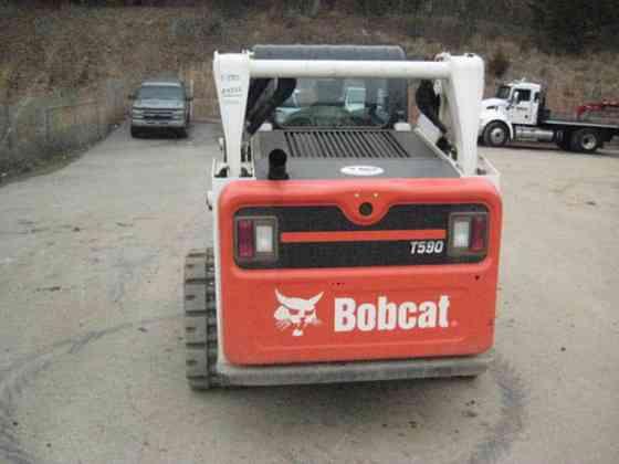 USED 2016 BOBCAT T590 Track Loader Chattanooga