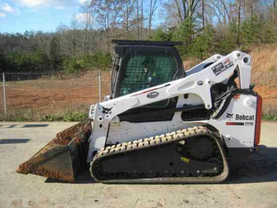 USED 2014 BOBCAT T770 Track Loader Chattanooga