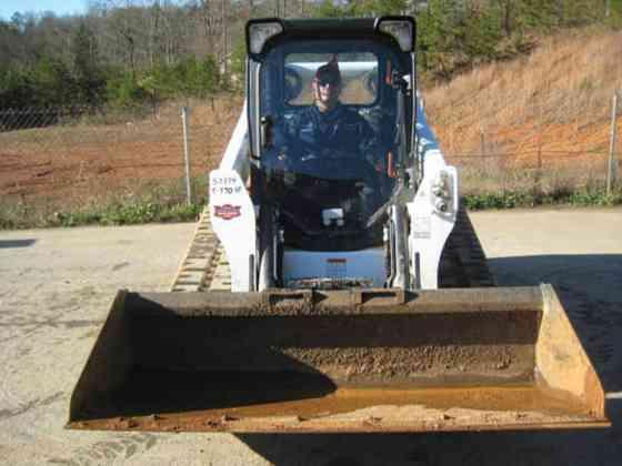USED 2015 BOBCAT T770 Track Loader Chattanooga
