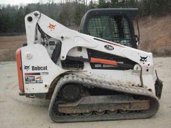 USED 2016 BOBCAT T770 Track Loader Chattanooga