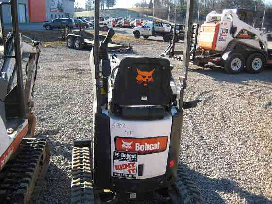 USED 2012 BOBCAT 418 MX Excavator Chattanooga