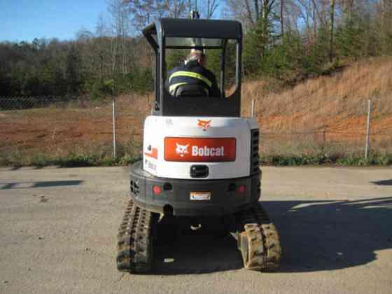 USED 2014 BOBCAT E26 Excavator Chattanooga