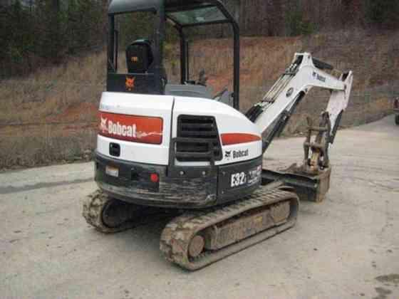USED 2015 BOBCAT E32i Excavator Chattanooga