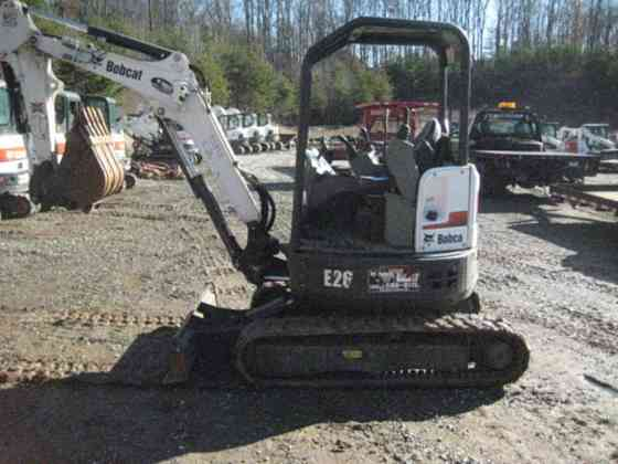 USED 2016 BOBCAT E26 Excavator Chattanooga