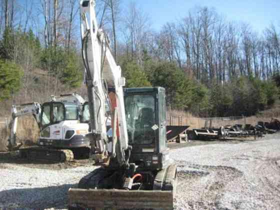 USED 2016 BOBCAT E55 Excavator Chattanooga