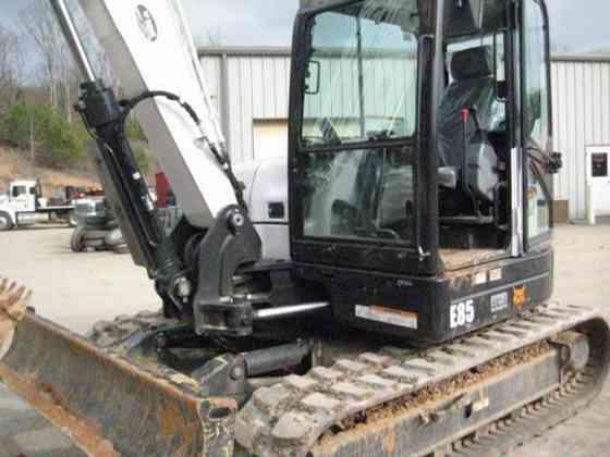 USED 2016 BOBCAT E85 Excavator Chattanooga