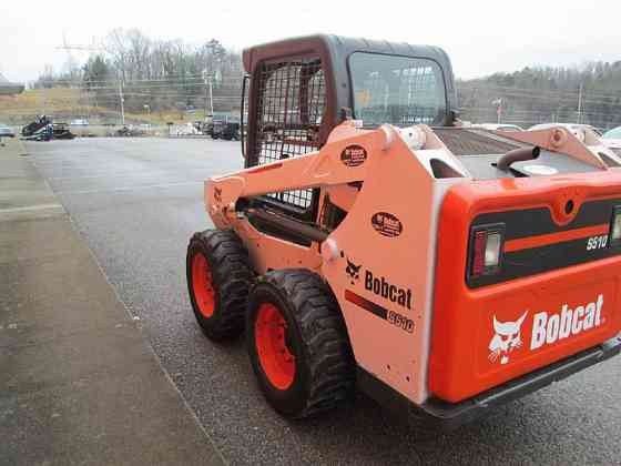 USED 2014 BOBCAT S510 Skid Steer Chattanooga