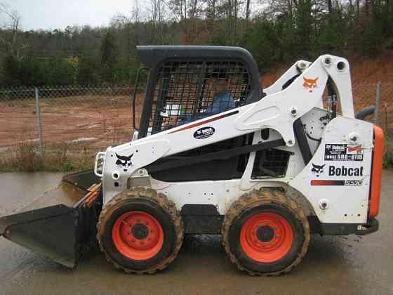 USED 2014 BOBCAT S530 Skid Steer Chattanooga