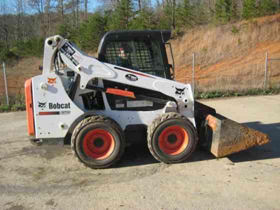 USED 2014 BOBCAT S570 Skid Steer Chattanooga