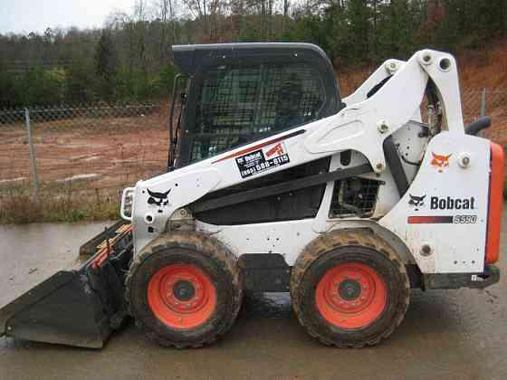 USED 2015 BOBCAT S590 Skid Steer Chattanooga