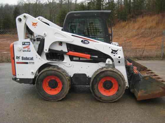USED 2015 BOBCAT S770 Skid Steer Chattanooga