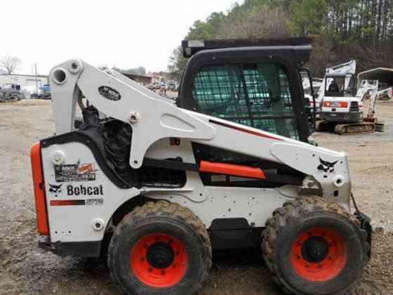 USED 2013 BOBCAT S770 Skid Steer Chattanooga
