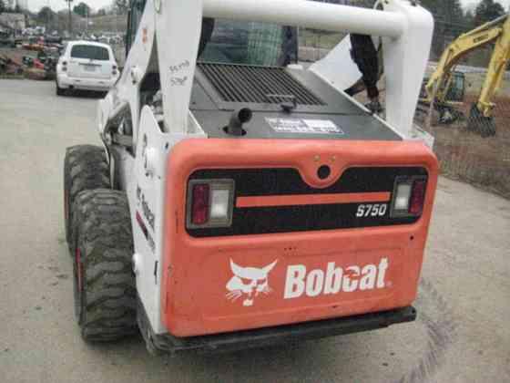 USED 2016 BOBCAT S750 Skid Steer Chattanooga