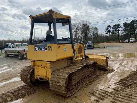 USED 2012 DEERE 450J LGP Dozer Jackson, Tennessee