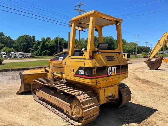 USED 2002 CATERPILLAR D5G XL Dozer Jackson, Tennessee