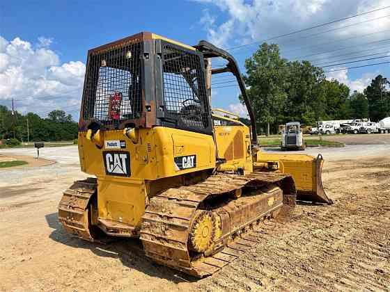 USED 2008 CATERPILLAR D5K LGP Dozer Jackson, Tennessee