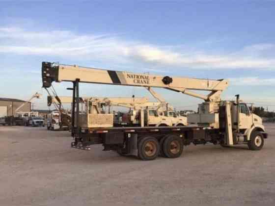 USED 2007 NATIONAL 1100 Crane Jackson, Tennessee
