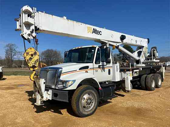 USED 2006 ALTEC AC26-103S Crane Jackson, Tennessee