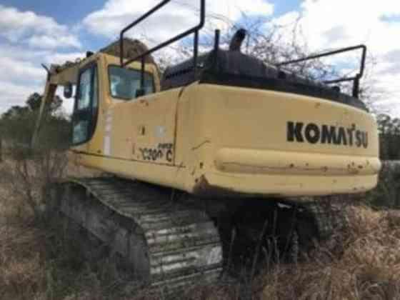 USED 1999 KOMATSU PC300 LC-6LC Excavator Jackson, Tennessee