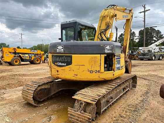 USED 2003 KOMATSU PC138US LC-2 Excavator Jackson, Tennessee