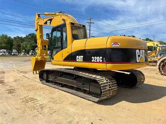 USED 2003 CATERPILLAR 320C Excavator Jackson, Tennessee