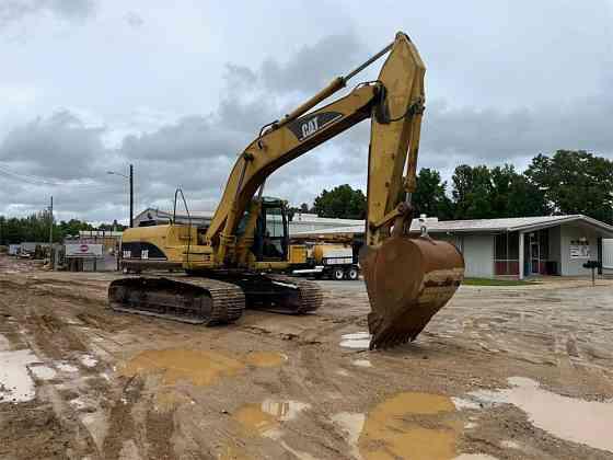 USED 2006 CATERPILLAR 324DL Excavator Jackson, Tennessee