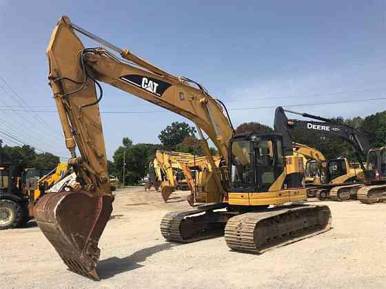 USED 2009 CATERPILLAR 321D LCR Excavator Jackson, Tennessee