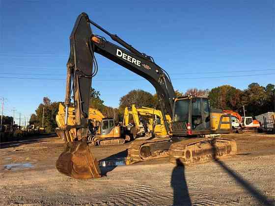 USED 2008 DEERE 270D LC Excavator Jackson, Tennessee