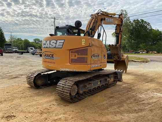 USED 2014 CASE CX145CSR Excavator Jackson, Tennessee