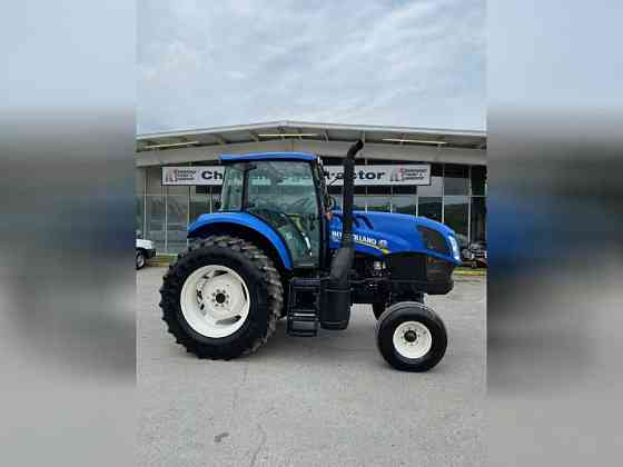 USED 2017 New Holland TS6.110 Tractor Chattanooga