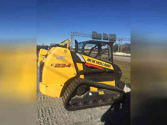 USED 2019 New Holland C234 Track Loader Chattanooga