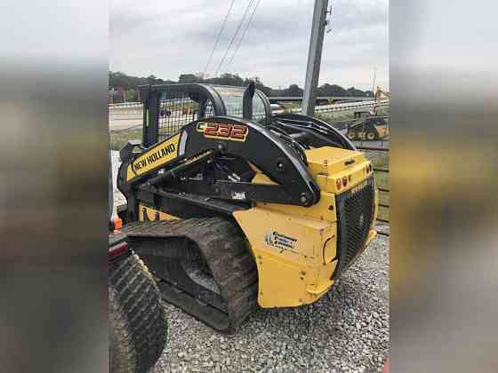 USED 2015 New Holland C232 Track Loader Chattanooga