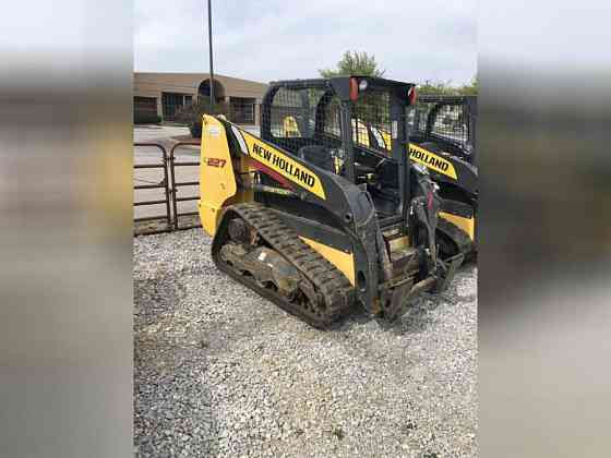 USED 2016 New Holland C227 Track Loader Chattanooga