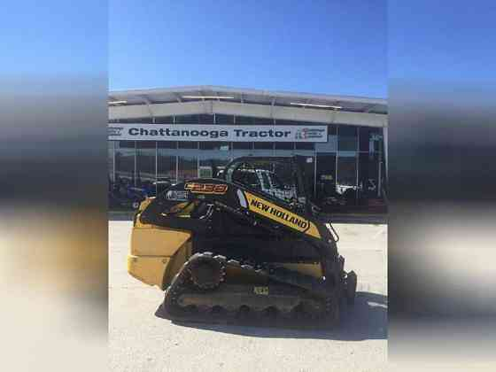 USED 2017 New Holland C238 Track Loader Chattanooga