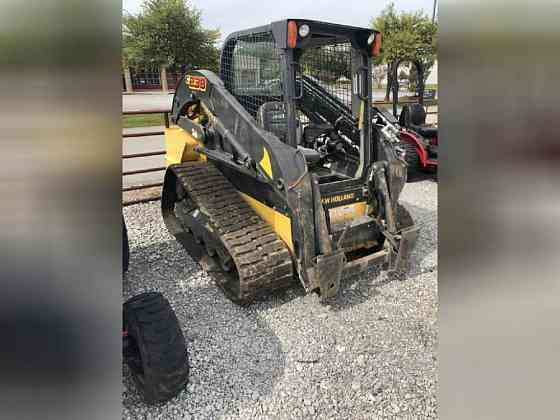 USED 2016 New Holland C238 Track Loader Chattanooga